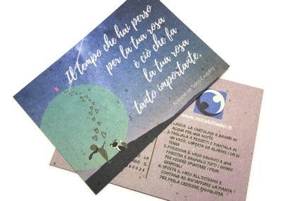 Eco-card - Flyer